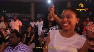 OLAMIDE'S PERFORMANCE AT