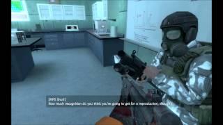 Black Mesa - What if gordon was a soldier?