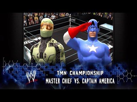 TMN PPV: Absolute Zero 2 WWE2K15 4/19/15