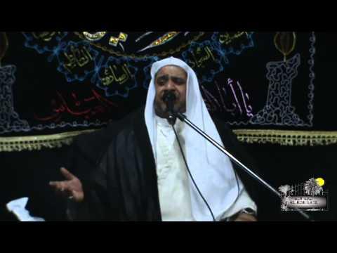 نعي مفجع دخول زينب الشام صالح المشهد 2 صفر 1435