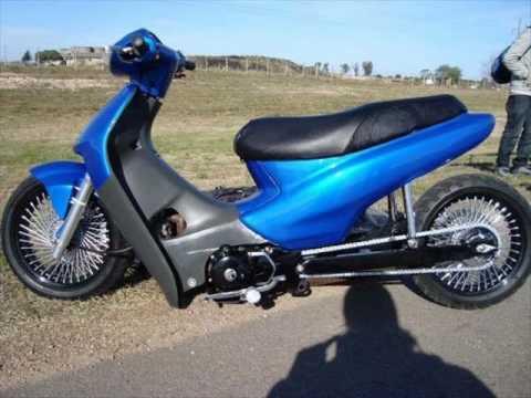 motos tuning. uruguay al corte. c110 fair force smash px y mas
