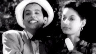 Guru Dutt, Johny Walker, Tun Tun, Aar Paar Comedy Scene - 10/12