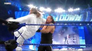 Wrestlemania 25 HBK vs The Undertaker Promo
