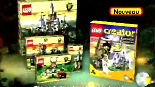 Lego Castle 2000 Knights' Kingdom I Commercial
