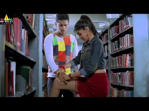 Xxx Mp4 Sye Movie Scenes Genelia And Nithin At Library Telugu Movie Scenes Sri Balaji Video 3gp Sex