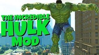 TheLink il aduce pe HULK in GTA 5 ?!