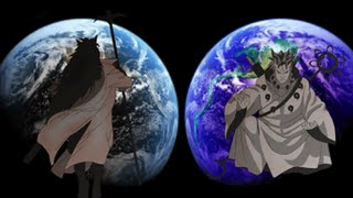naruto shippuden episode 465 , Hagoromo vs Kaguya , remember the past