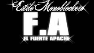Fuerte Apache EL lado Criminal    rap e h