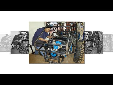 Fabricação Gaiola do Ricci