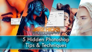 5 Hidden Tips & Tricks in Photoshop