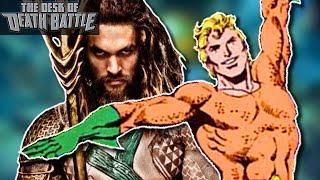 Does Aquaman Suck?   Desk of DEATH BATTLE