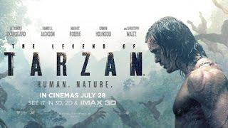 THE LEGEND OF TARZAN - Arabic Subtitles