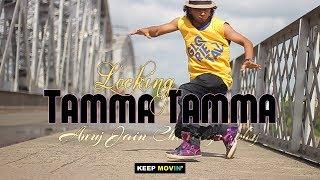 Tamma Tamma Loge | Locking | Anuj Jain Choreography