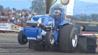 Tractor & Truck PULLS! - Turbo Sounds, HUGE Engines, Wheelies & More!