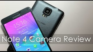 Samsung Galaxy Note 4 Camera Review (With Sample Shots)