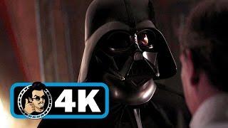 ROGUE ONE Movie Clip - Krennic Visits Darth Vader Scene  4K ULTRA HD  2016
