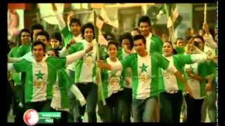 Pakistan's Official Worldcup Song 2011 - Jazba