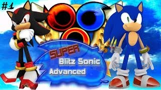 Blitz Sonic - SBSA Multiplayer /w SonicDBZFan07 #1 - Windy Hill,Tropical Jungle,Final Rush,Seaside Hill Heroes