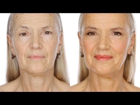 Glowing Youthful Day MakeUp Tutorial For Mature Skin