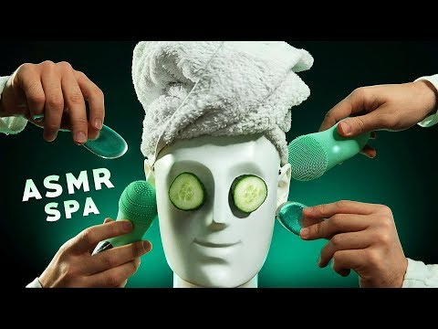 ASMR Ear Massage Luxury Spa with Unique Triggers for Tingles, Sleep & Relaxation (OVER 2.5 HOURS)