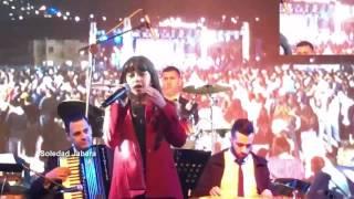 دانا أبو الهيجا الطفله التي شاركت في حفل استقبال أمير دندن وغنت لأم كلثوم دارت ألأيام