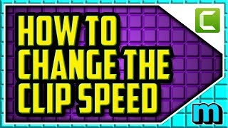 CAMTASIA 2018 - HOW TO CHANGE CLIP SPEED - Camtasia 2018 Slow Down And Speed Up Video