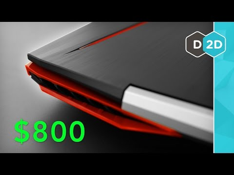 Acer VX15 Review What s Wrong With This 800 Gaming Laptop