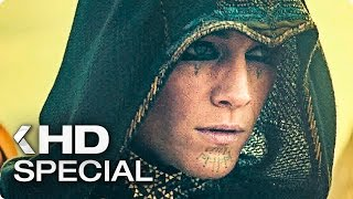 ASSASSIN'S CREED Movie First Look (2016)