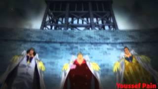 One Piece Amv Luffy vs 3 Admirals