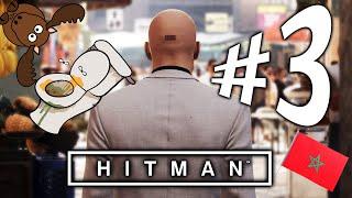 HITMAN - Episódio 3: O Alce Matador e a Privada Assassina no Marrocos! [ PC - Playthrough PT-BR ]