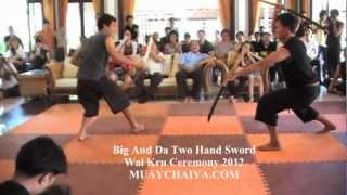 Krabi Krabong Thai Sword Real Fighting