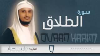 سورة الطلاق - القارئ- فارس عباد | Quran Karim