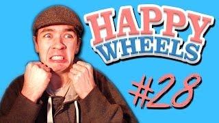 Happy Wheels - Part 28 | SUICIDE STEVE