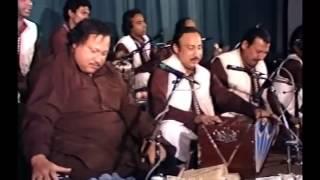 Nit Khair Mangan Sohnia Mein Teri - Ustad Nusrat Fateh Ali Khan - OSA Official HD Video