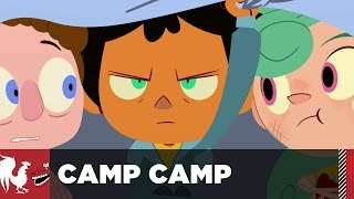 Camp Camp: Episode 8 - Into Town   Rooster Teeth