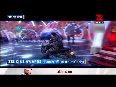 Sonakshi Sinha at the Zee Cine Awards 2014