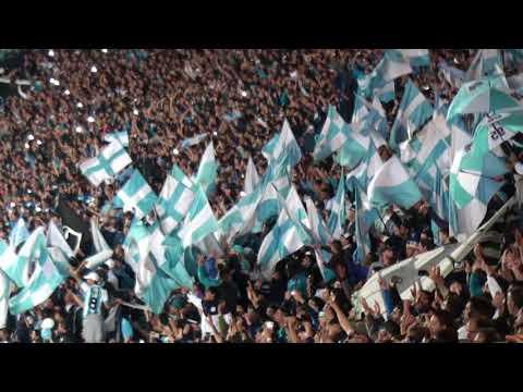 Himno Argentino - Racing 0 - 0 Corinthians - Copa Sudamericana