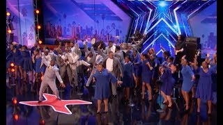 Amazing Choir Group Brings The House Down | Week 4 | America