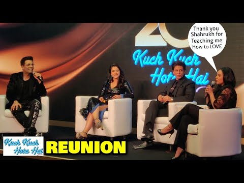 Xxx Mp4 SRK Kajol Rani Mukerjee Kuch Kuch Hota Hai REUNION Full Video 20 Years Of Kuch Kuch Hota Hai 3gp Sex