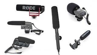 Wish List: Great Values for DSLR Microphones