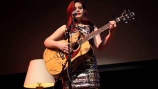Maijah Sanson-Frey sings