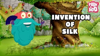 Invention Of Silk | The Dr. Binocs Show | Best Learning Video for Kids | Preschool Learning