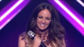 Samantha Jade: Run To You - Live Show 4 - The X Factor 2012 - Top 9 (FULL)