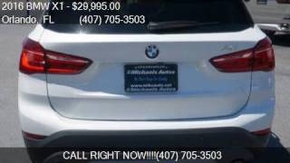2016 BMW X1 xDrive28i AWD 4dr SUV for sale in Orlando, FL 32