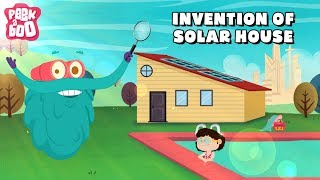 Invention Of Solar House | The Dr. Binocs Show | Best Learning Video for Kids | Preschool Learning