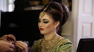 Makeup by Saira Iqbal MUA -Traditional Bridal Look