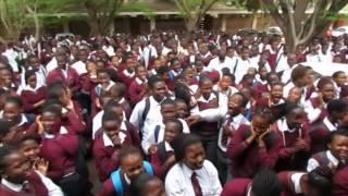 Black Aces visit schools in Kabokweni