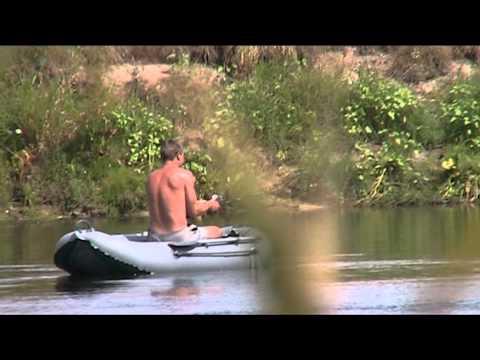 видео рыбалка на сома с лодки на квок видео