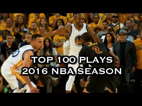 Xxx Mp4 Top 100 Plays 2016 NBA Season 3gp Sex