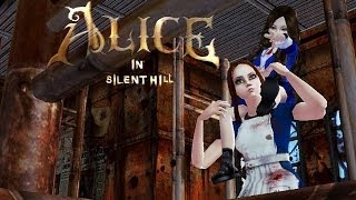 Alice in Silent Hill [made in Sims 2]
